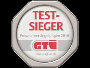 GTUe Polymerversiegelung 2016