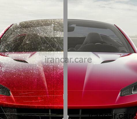 پوشش نانو رنگ بدنه خودرو