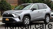 183Px 2019 Toyota Rav4 Le 2.5L Front 4.14.19