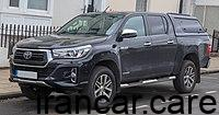 200Px 2018 Toyota Hilux Invincible X D 4D 4Wd 2.4 Front
