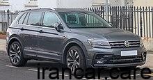 220Px 2018 Volkswagen Tiguan R Line Tsi Bluemotion 4Motion 2.0 Front