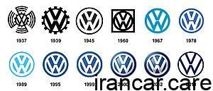 300Px Volkswagen Logo History