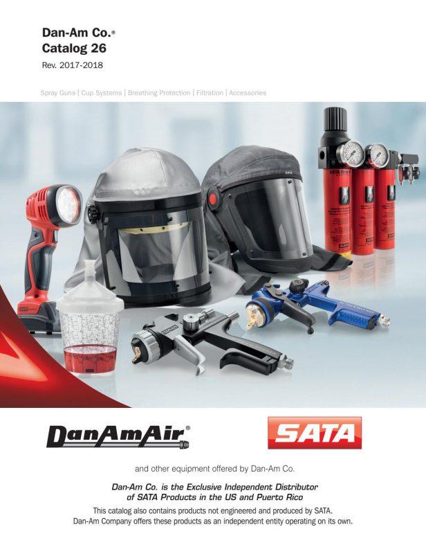 page 1 کیت ماسک سیستم هوای تنفسی ساتا 5000 مخصوص رنگ آمیزی خودرو 6