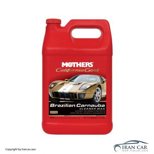 واکس مايع MOTHERS 1gal Cleaner Wax 5702