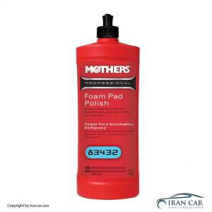 پوليش MOTHERS Prof 83432 Foam pad polish