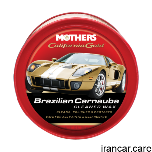 California Gold® Brazilian Carnauba Cleaner دستگاه پولیش روپس™RUPES اوربیتال مدل LHR21ES/STN 16