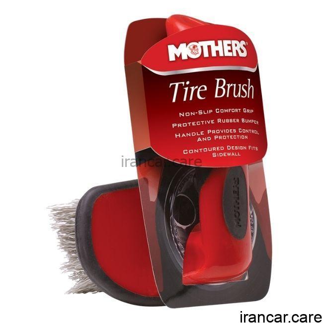 Mothers® Tire Brush برس شستشو لاستيک خودرو مادرز MOTHERS 156000 1