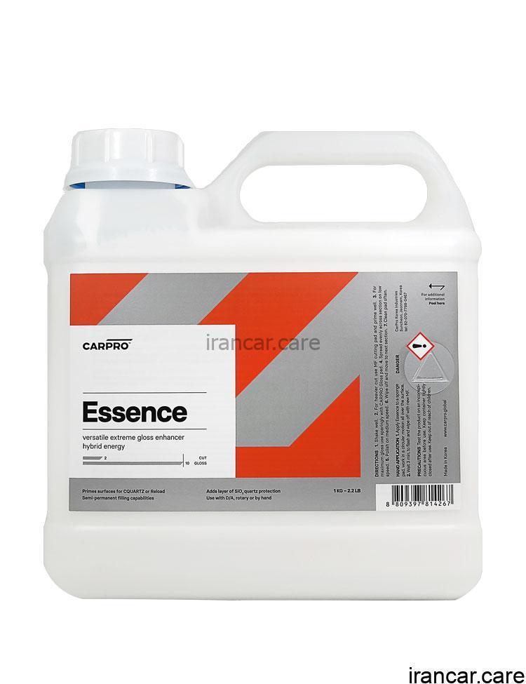 carpro essence xtreme gloss enhancer primer 4litre