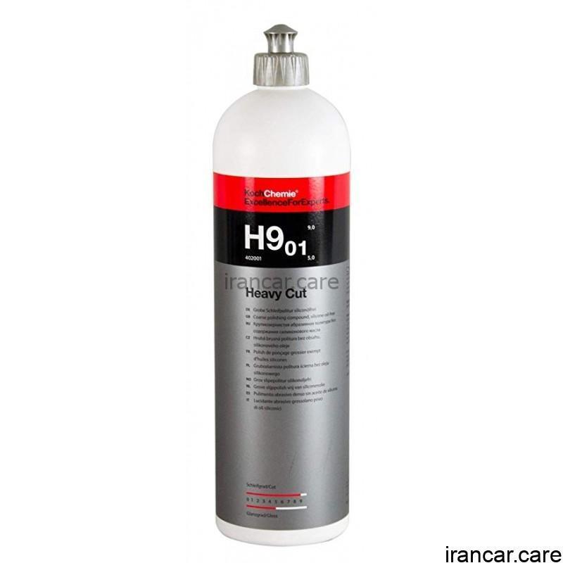 پولیش زبر کوکمی مدل Heavy Cut H9.01