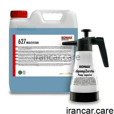 10 L Liter Sonax Multistar Universalreiniger Waschanlage