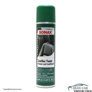 289300 فوم تميز کننده چرم SONAX