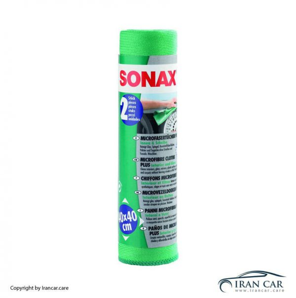 416541 دستمال مايکروفايبر پلاس SONAX