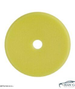 493341 اسفنج پوليش اوربيتال زرد SONAX