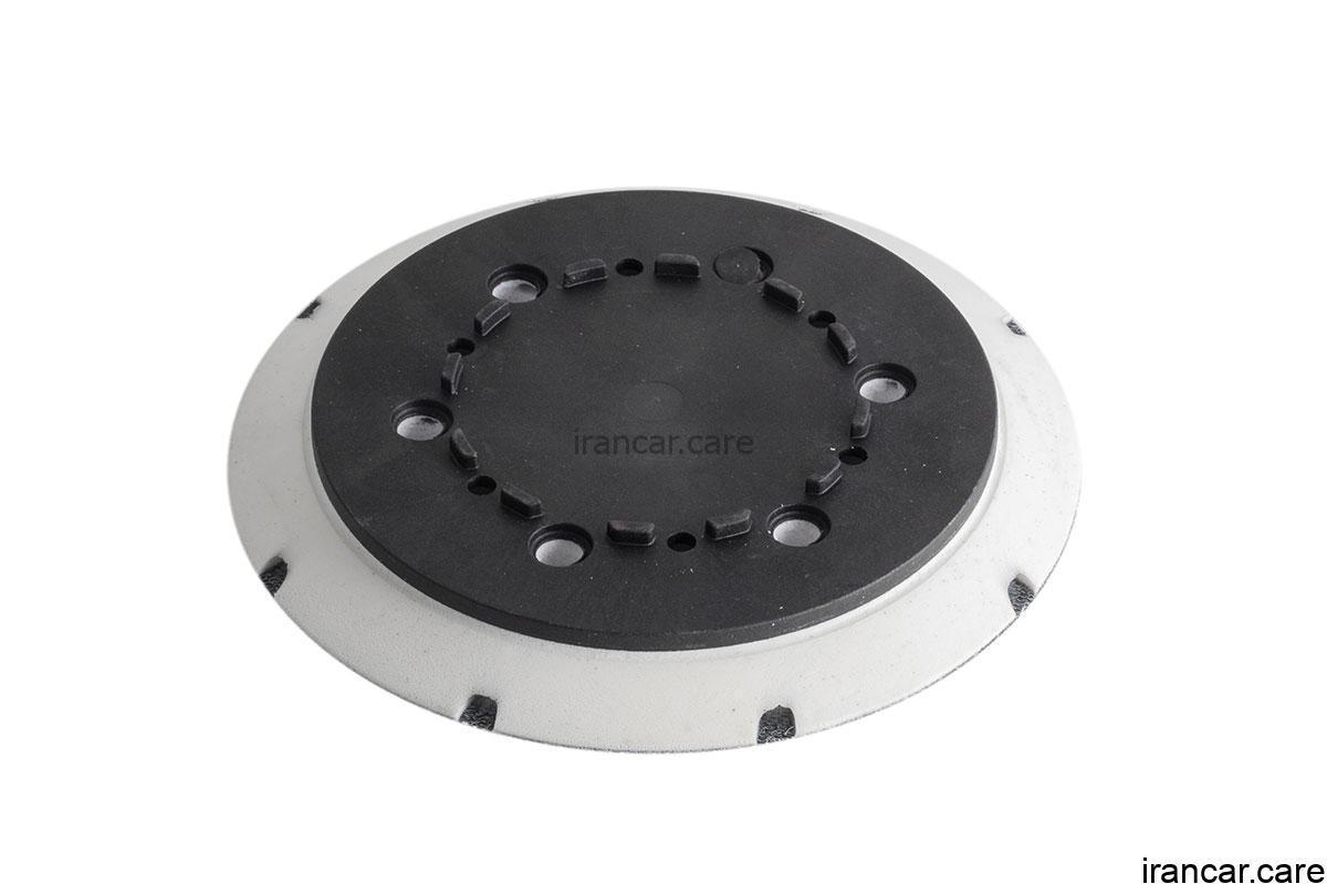 980 089 150mm Velcro pad Hard