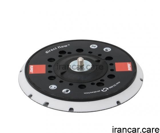 981 600 150mm velcro pad multihole 5 16