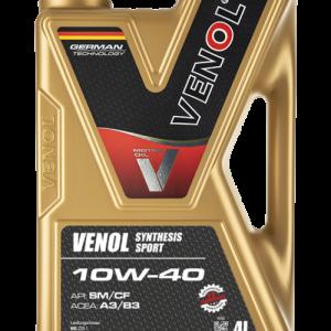 VENOL SYNTHESIS HC-EC SPORT ACTIVE 10W-40