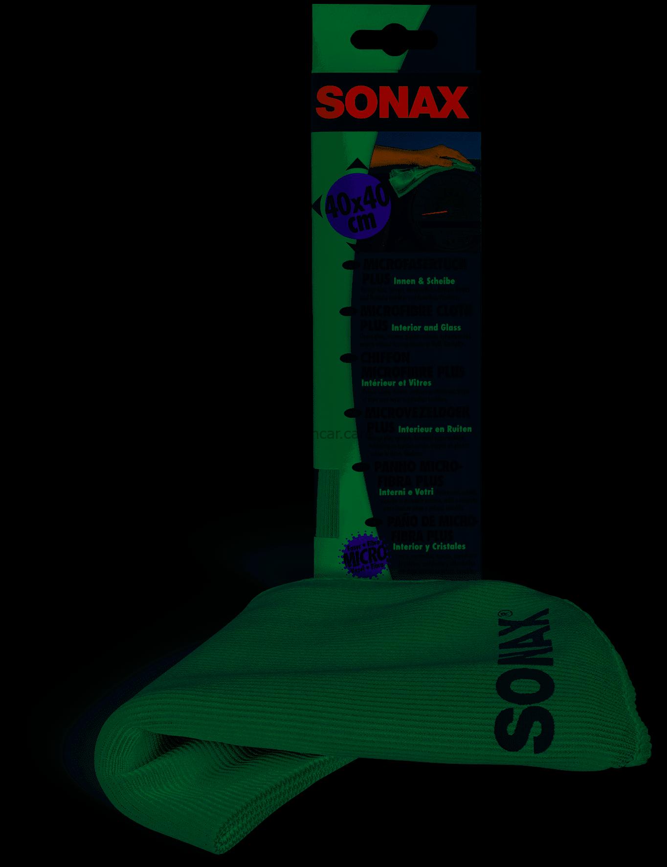 دستمال مايکروفايبر پلاس سوناکس SONAX 416541