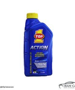 روغن موتور سيکلت TOP1 Action 20w50 1L
