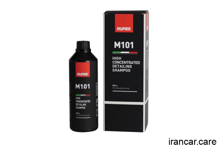 High concentrated detailing shampoo 9CCM101 500ml 750x500 1