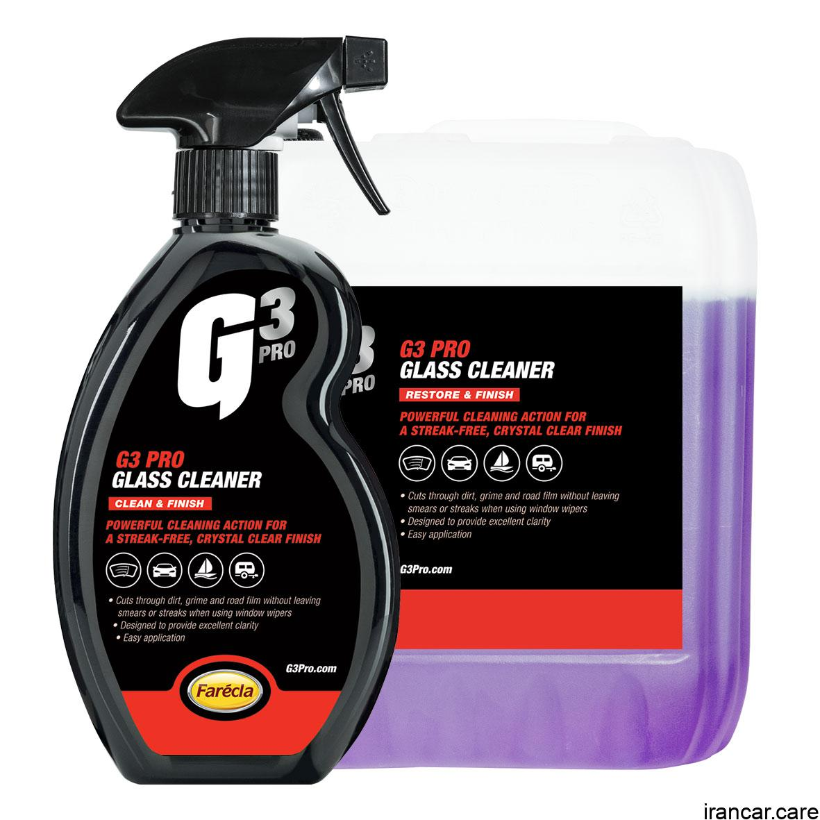 G3 Pro Glass Cleaner 1