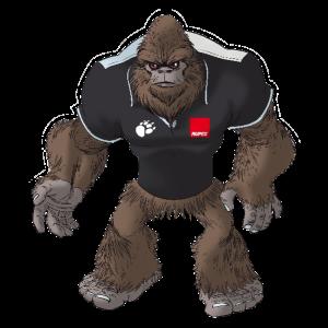 ماکت Bigfoot روپس 103X83