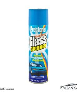 اسپری فوم شیشه پاک کن پرستون-Prestone