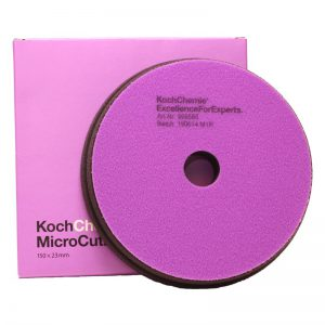 اسفنج پولیش نرم اوربیتال ۱۵۰ میلیمتری Koch-Chemie