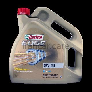 روغن موتور کاسترول EDGE 0W-40