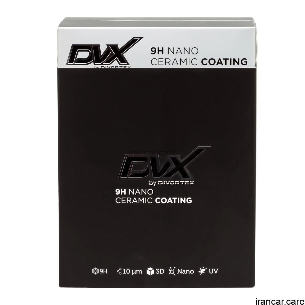 پوشش 30 میلی لیتری نانو سرامیک DVX 9H