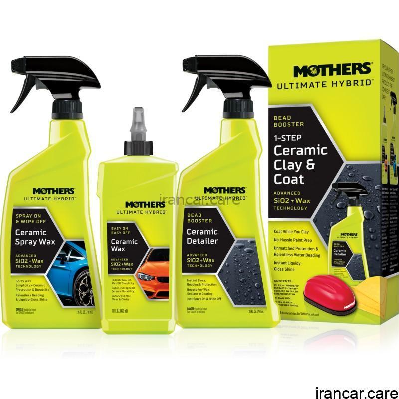محصولات مادرز