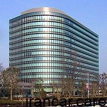 دفتر مرکزی تویوتا Toyota City.jpg