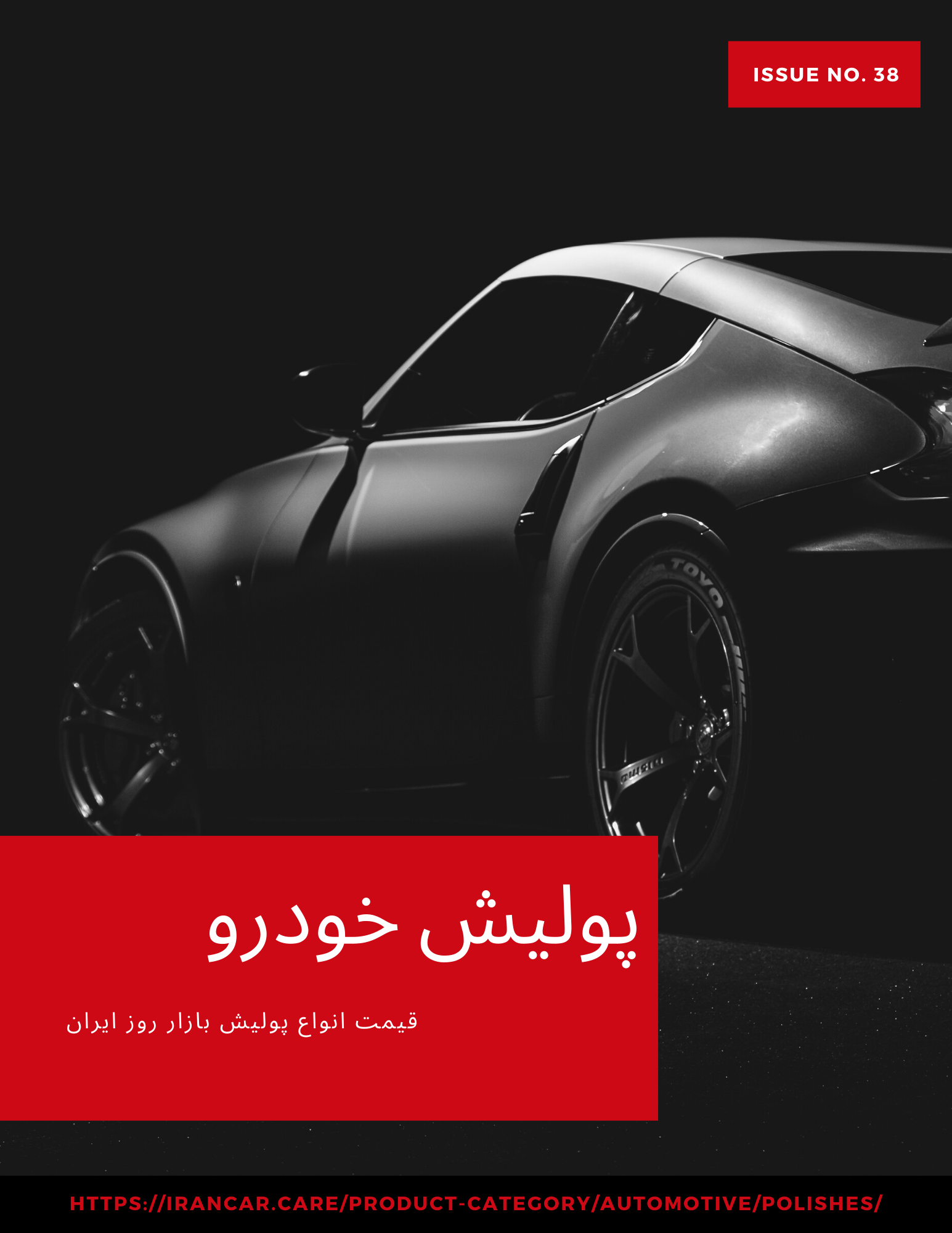 قیمت انواع پولیش بازار روز ایران