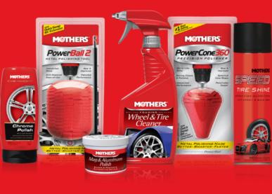 Mothers® Wheel & Tire