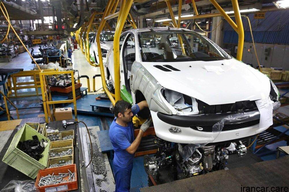 تولید توسط خودروسازان بزرگ در مدت 11 ماه بیش از 817000 است