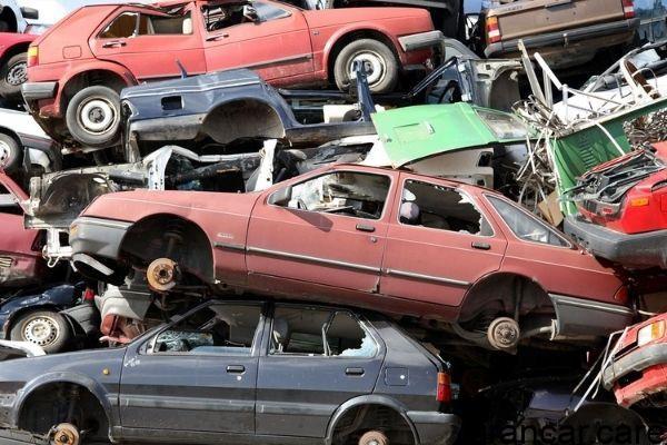 ماشین های فرسوده ای که می میرند