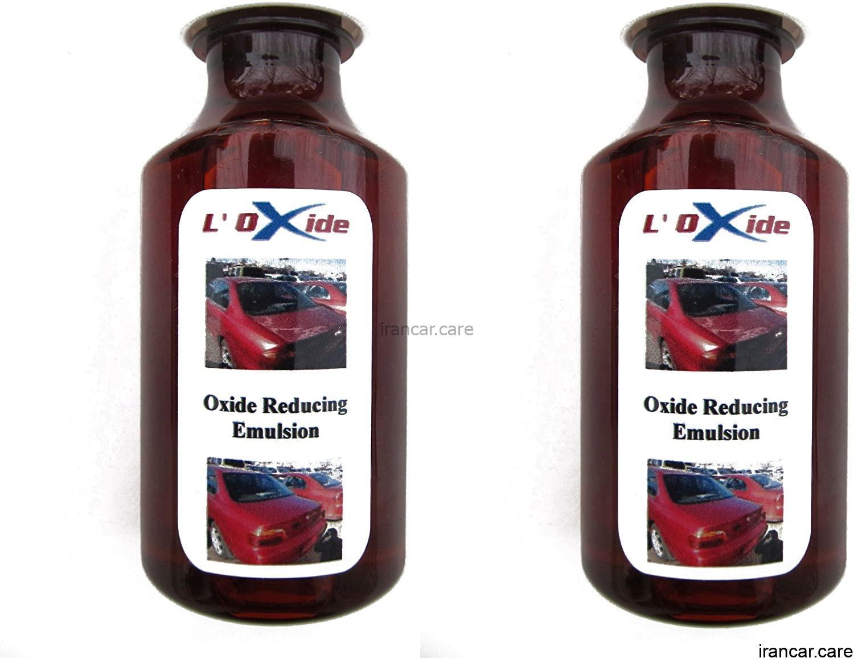 مواد رفع افتاب سوختگی رنگ خودرو OxideOff