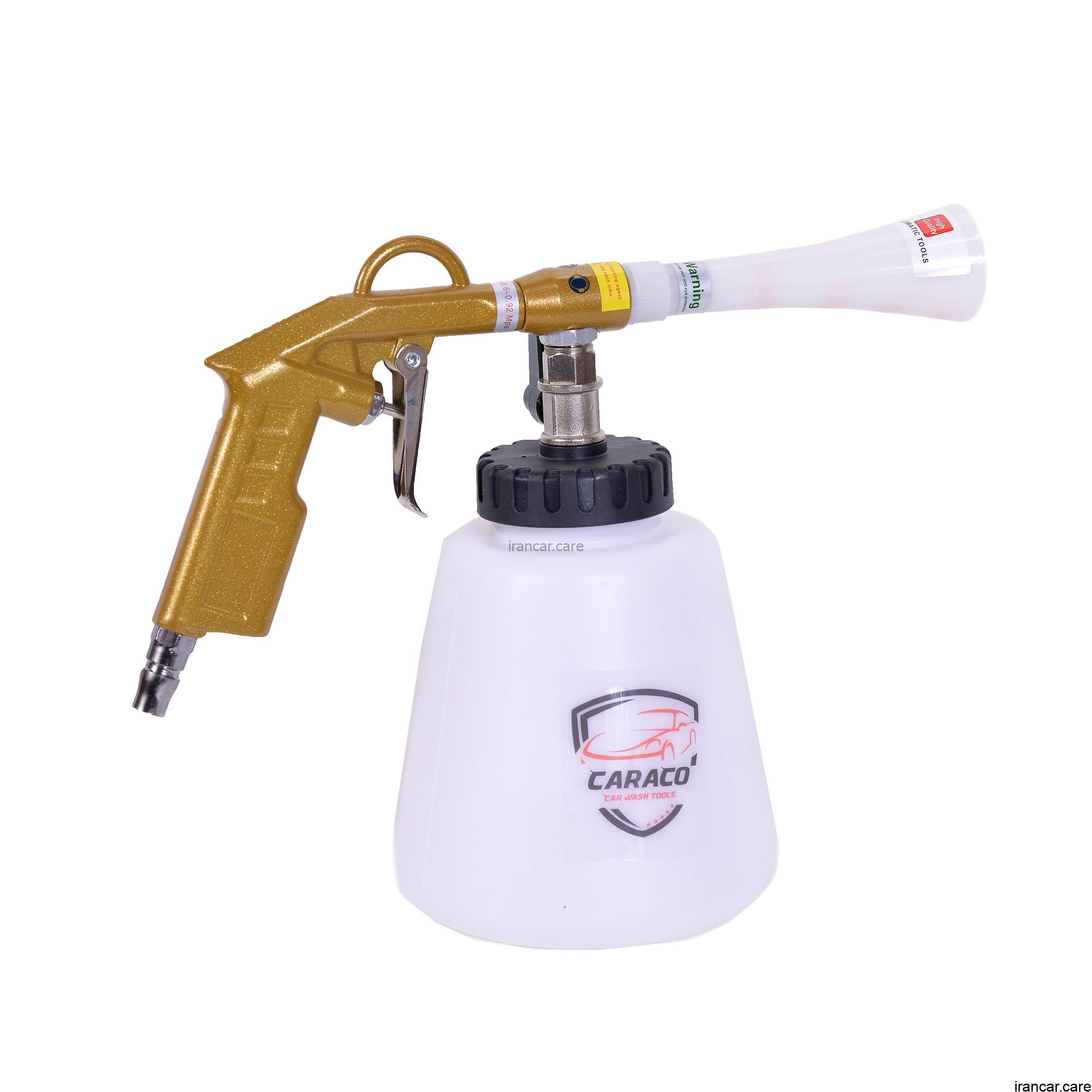 تفنگ تورنادور Jet02 مخصوص صفرشویی خودرو