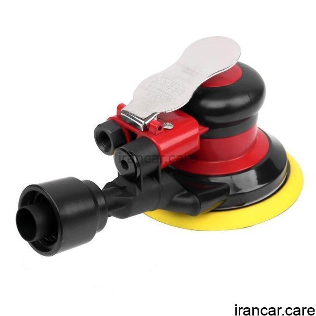 پولیش و سنباده زن اوربیتال بادی Professional Dual Action Sander 1 دستگاه پولیش اوربیتال رونیکس مدل Ronix-6112 5