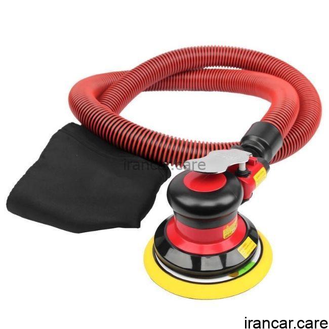 تصویر دستگاه پولیش و سنباده زن اوربیتال بادی Professional Dual Action Sander
