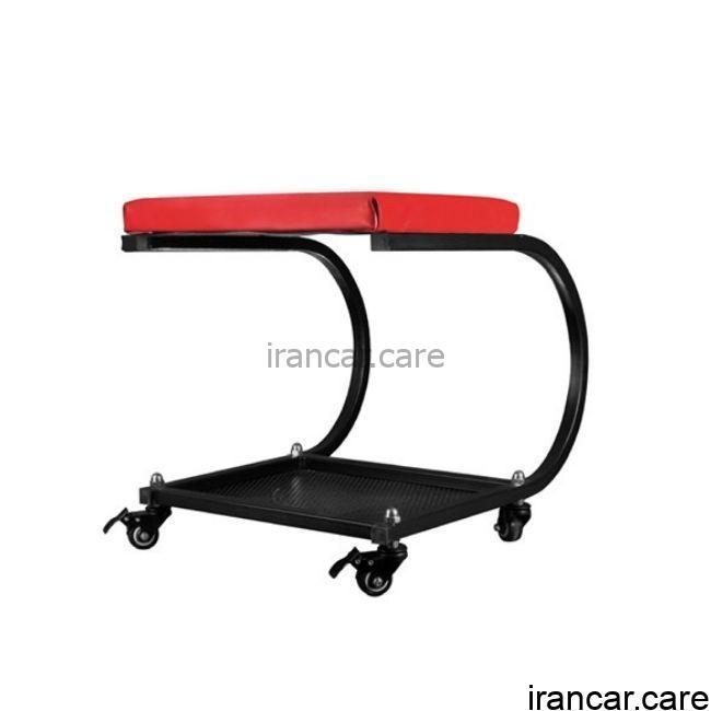 صندلی دیتیلینگ چرخدار بدون جعبه کریپر Creeper E041